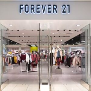 Forever 21 Debuting Within Hudson's Bay Locations