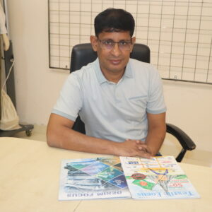 """""""Bangladesh is doing very well in denim sector and I believe this growth will be continued""""- . Shakhawat Hossain"""