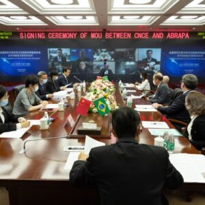 Collaboration efforts anticipate positive future for Brazil and China relations