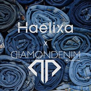 Haelixa and Diamond Denim join forces to make denim traceable