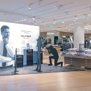 OLYMP launches new brand campaign under MY SIGNATURE