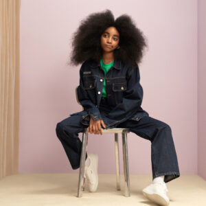 Pangaia recently launched sustainable denim collection made by Himalaya Nettle